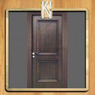 درب با روکش طبیعی کد 400