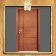درب با روکش طبیعی کد 402